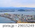 韓国 済州島 城山日出峰の写真 29015249