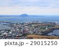 韓国 済州島 城山日出峰の写真 29015250