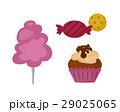 お菓子 食 料理のイラスト 29025065
