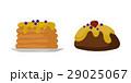 お菓子 食 料理のイラスト 29025067