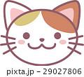 動物 猫 ねこのイラスト 29027806