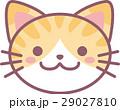 動物 猫 ねこのイラスト 29027810