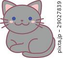 動物 猫 ねこのイラスト 29027839