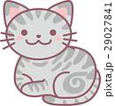 動物 猫 ねこのイラスト 29027841
