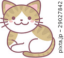 動物 猫 ねこのイラスト 29027842