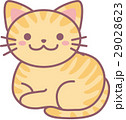 動物 猫 ねこのイラスト 29028623