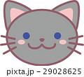 動物 猫 ねこのイラスト 29028625
