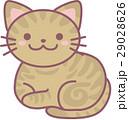動物 猫 ねこのイラスト 29028626