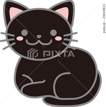 黒猫 29028631