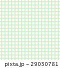虹色の四つ葉のクローバーのチェック風柄パターン、布、壁紙、風呂敷、背景素材イラスト 29030781