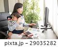 人物 親子 母親の写真 29035282