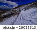 富士山五合目の雪景色 29035613