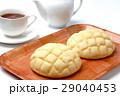メロンパン パン 菓子パンの写真 29040453