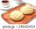 メロンパン パン 菓子パンの写真 29040454