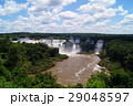 イグアスの滝 滝 流れの写真 29048597