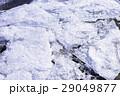 流氷の氷塊 29049877