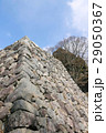 高取城跡 石垣 二の丸の写真 29050367