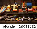 ブリキのおもちゃ 29053182
