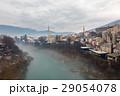 モスタル ボスニア ネレトヴァ川の写真 29054078