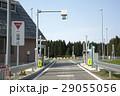 秋田県大仙市 西仙北スマートインターチェンジ 料金収受ゲート 29055056