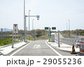 秋田県大仙市 西仙北スマートインターチェンジ 入場ゲート 29055236