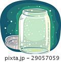 ほたる ホタル 姫蛍のイラスト 29057059