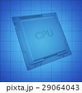 プロセッサ プロセッサは プロセッサーのイラスト 29064043