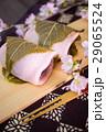 和・春イメージ~(関東風)桜餅~ 29065524