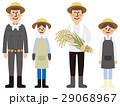 米農家さんベクター 29068967