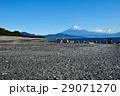 静岡県静岡市 三保の松原からの富士山 29071270