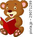 くま クマ 熊のイラスト 29071299