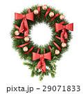 クリスマス 装飾 デコレーションのイラスト 29071833