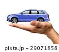 自動車 車 手のイラスト 29071858