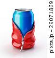 Soda can streaptease 29071869