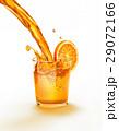 注ぐ グラス コップのイラスト 29072166