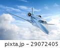 飛行機 飛行 飛ぶのイラスト 29072405
