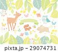 春 新緑のイラスト 29074731
