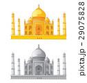 ベクトル インド 印度のイラスト 29075828