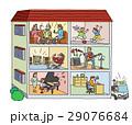 防音の集合住宅 29076684