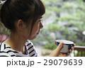 人物 女性 1人の写真 29079639