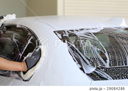 洗車 ボディ 手洗いブラシ 29084286
