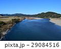 風景 四万十川 清流の写真 29084516