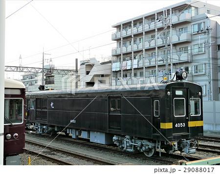 阪急電鉄 4200系 C#4053 救援車 桂車庫 29088017