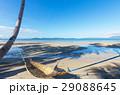 ビーチ 浜辺 パラダイスの写真 29088645
