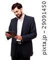 ビジネスマン 実業家 ポートレートの写真 29091450