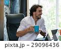 Employee in creative industries having coffee  29096436