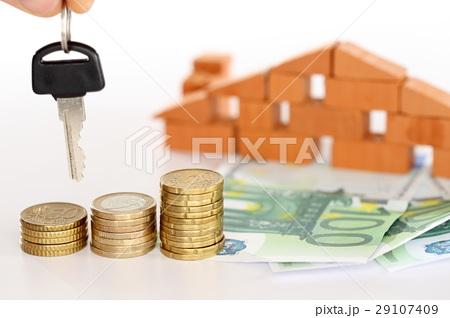 key and homeの写真素材 [29107409] - PIXTA