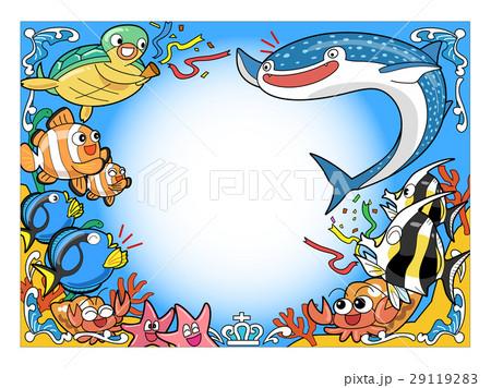 海底の景色 29119283
