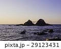 福岡県 糸島市 二見ヶ浦の夫婦岩 29123431
