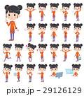 女性 中国人 チャイナ服のイラスト 29126129
